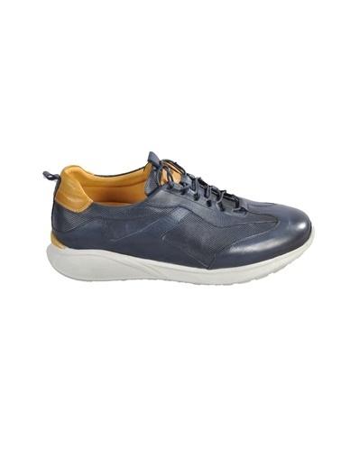Dr.Flexer 151004 Siyah Erkek Günlük Ayakkabı Lacivert
